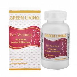 thảo dược Green living For Women tăng cường sinh lý nữ